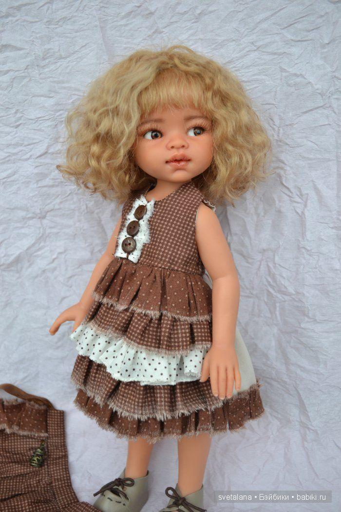 Смена образа... эта сладкая девочка Стеша / Paola Reina, Antonio Juan и другие испанские куклы / Бэйбики. Куклы фото. Одежда для…