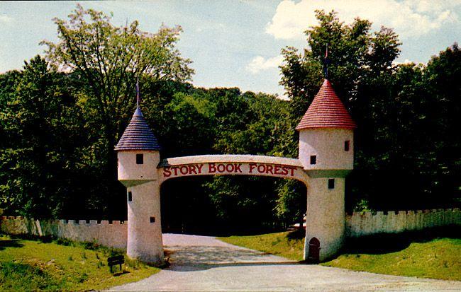 ligonier pa | Story Book Forest - Ligonier, PA