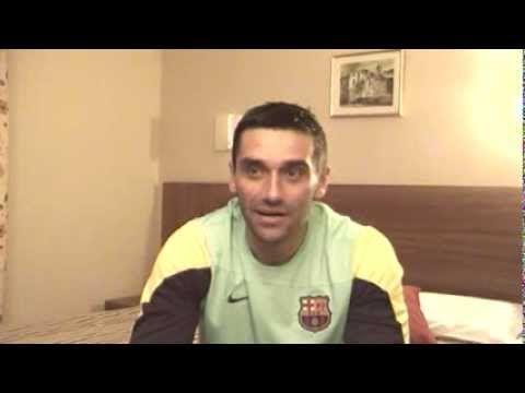 FOOTBALL -  FC Barcelona- El video bloc de Kiril Lazarov (II) - http://lefootball.fr/fc-barcelona-el-video-bloc-de-kiril-lazarov-ii/