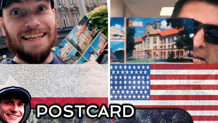 Postcard from Poland to USA (ft. Buenos Diaz Vlog)