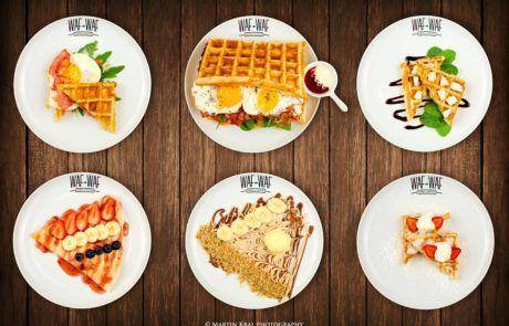 Wafle a palačinky | Waffles and Crepes