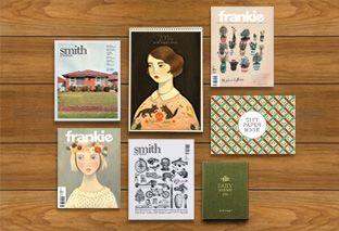 frankie press, frankie magazine, Smith Journal