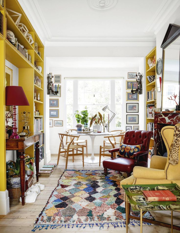 Artist and maker Bridie Hall's North London house