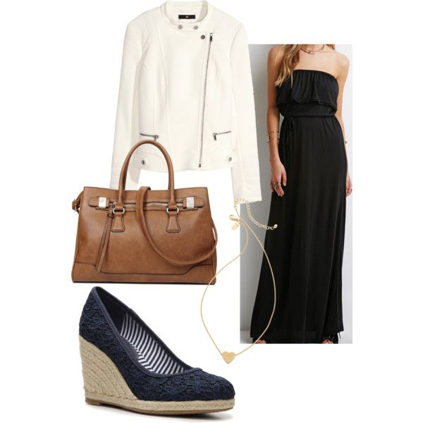 Untitled #186 by serdarsa on Polyvore featuring Forever 21, H&M, Unlisted by Kenneth Cole, ALDO and Kate Spade