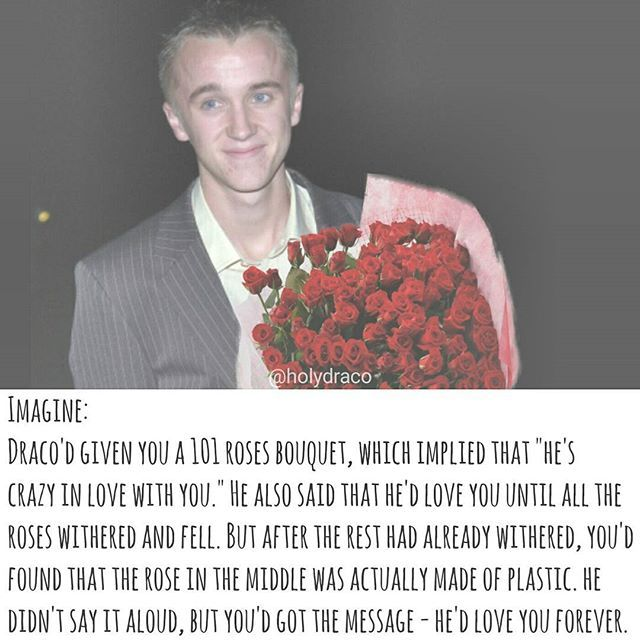 Finally, a new imagine! I think this one is really cute. What do u think?  _______ #dracomalfoy #dracoimagine #dracomalfoyimagine