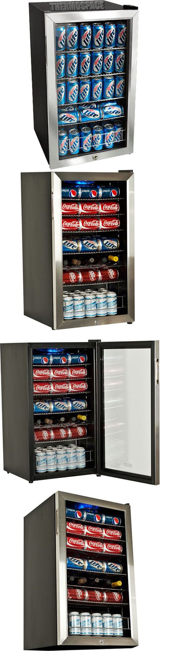 wine fridges and cellars countertop locking glass door beverage display cooler mini