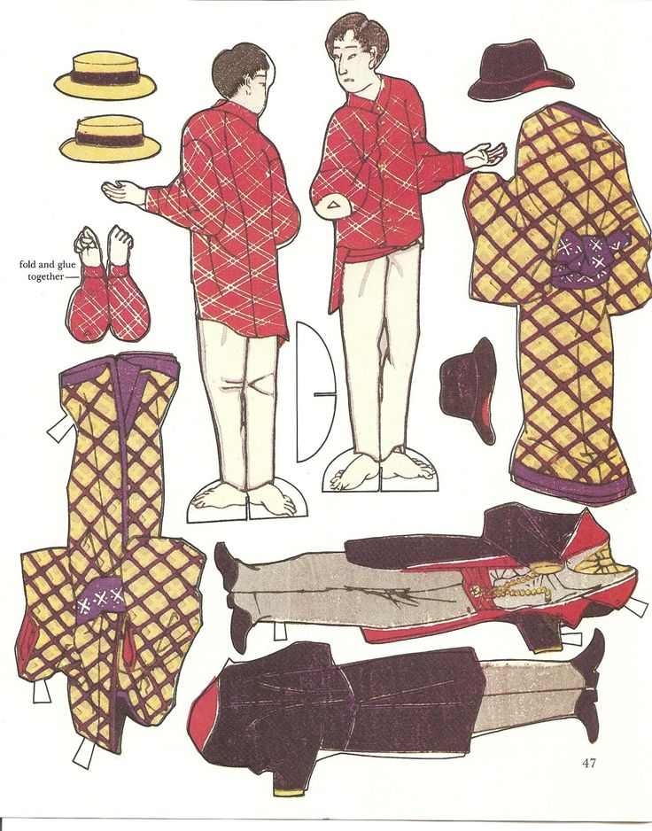 49 best Men Only Paper Dolls images on Pinterest | Picasa ...