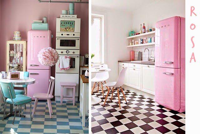 M s de 1000 ideas sobre cocinas de estilo de los a os 50 for Muebles de cocina anos 80
