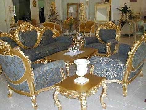 Jepara carving chairs from teak 8