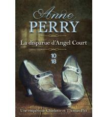 La disparue d'Angel court - Anne Perry