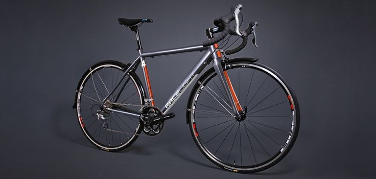 Kinesis Racelight 4S Audax Road Bike Silver - Buy Online | Fatbirds.co.uk