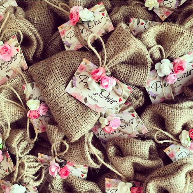 Wedding Lavender Bags / Lavanta Kesesi www.masalsiatolye.com
