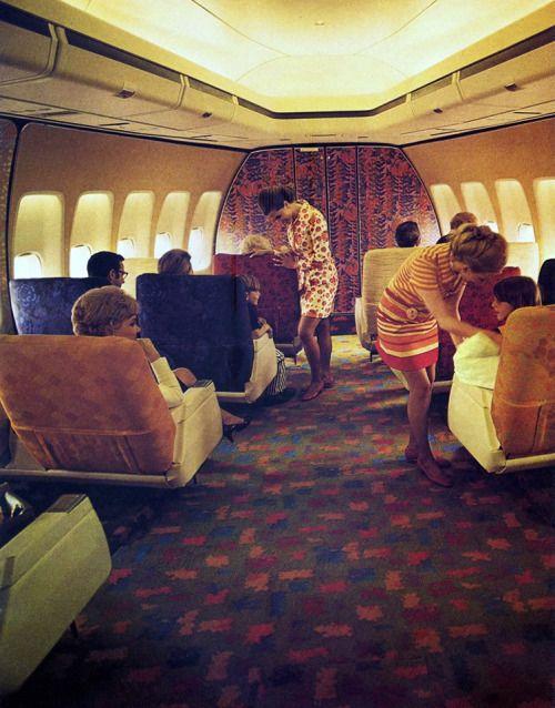 Continental Airlines Boeing 747-100 www.facebook.com/VintageAirliners ✈