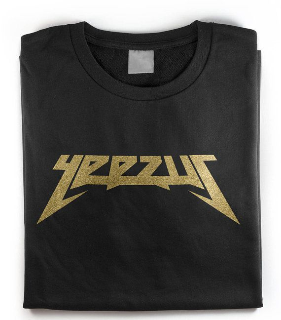 Anti Social Social Club T-Shirt, Yeezus T-shirt, Yeezus T-shirt, Gold Yeezus Logo   #Kanye #shirt #on #in #Normal #T #Pablo #Unisex #newstuff #FuckTrump    https://www.etsy.com/shop/printtee10