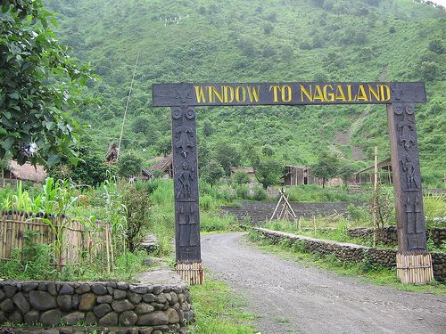 Nagaland- peaceful