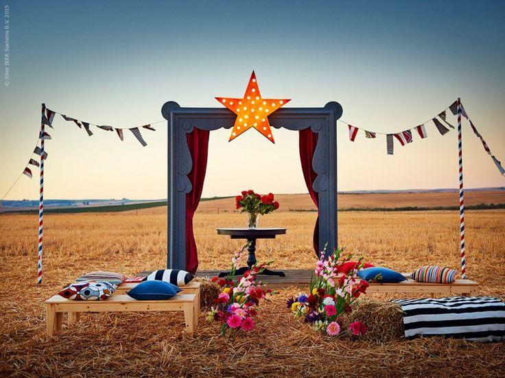 Lekfull cirkusfest | Livet Hemma – IKEA