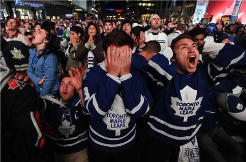 7 Signs You're A Toronto Maple Leafs Fan