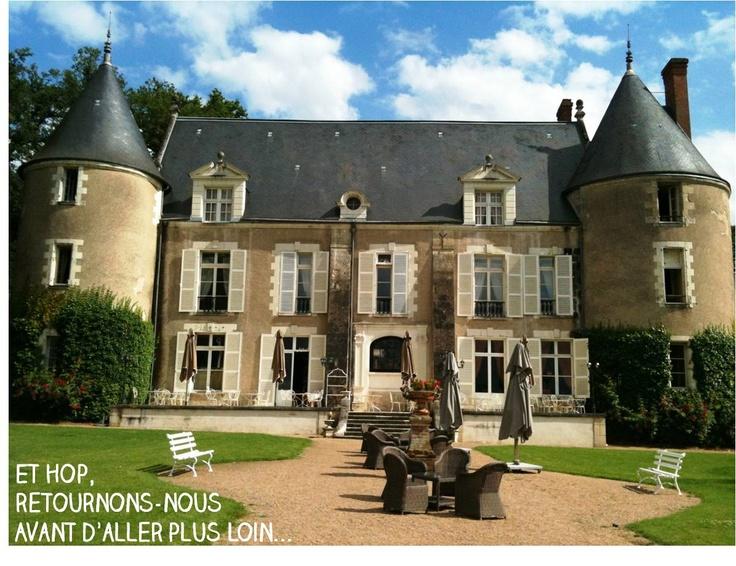 Chateau de Pray I Amboise, France