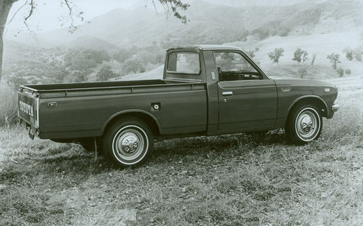 Toyota Hilux - 1975