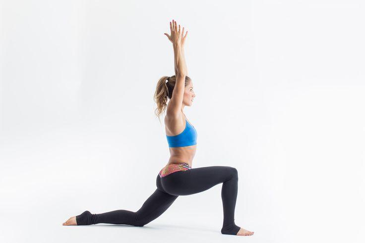 Probiere Yoga für Läufer aus. Wir haben 8 geniale Posen für dich vorbereitet auf dem Runtastic Blog.