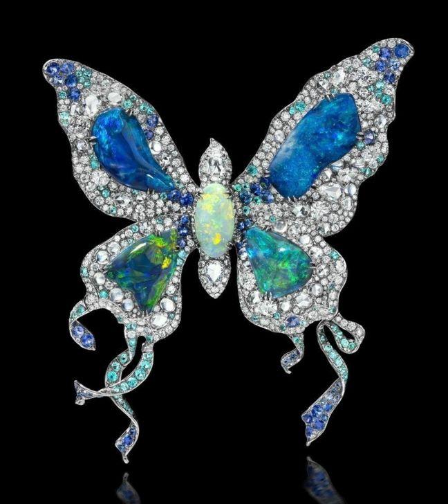 Anna Hu - Demeter Butterfly