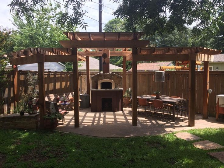 Fort Worth Outdoor Kitchens | Magnolia Fence U0026 Patio · Oven IdeasPizza ...