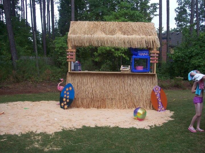 98 best Backyard Beach & Tiki Bar Ideas images on ...