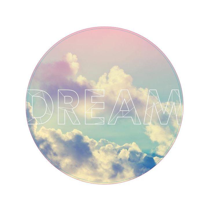 Wall Sticker - Dream                                                                                                             | KmartNZ