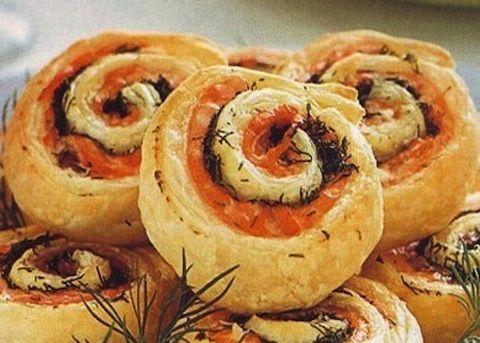 Anelli di salmone - Le ricette di Buonissimo!