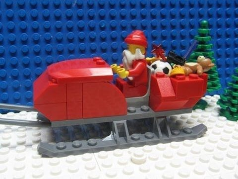 A holiday special, where Santa has to deliver presents to all the boys and girls... have you been good this year?
