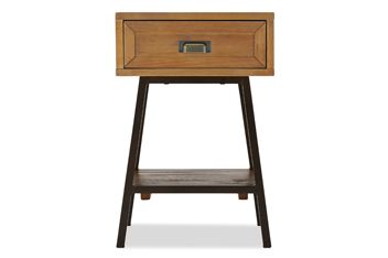 Shoreditch® Solid Pine Bedside Table