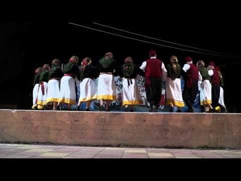 Νησιά - χορός: «Συμπεθέρα» Ικαρίας - YouTube