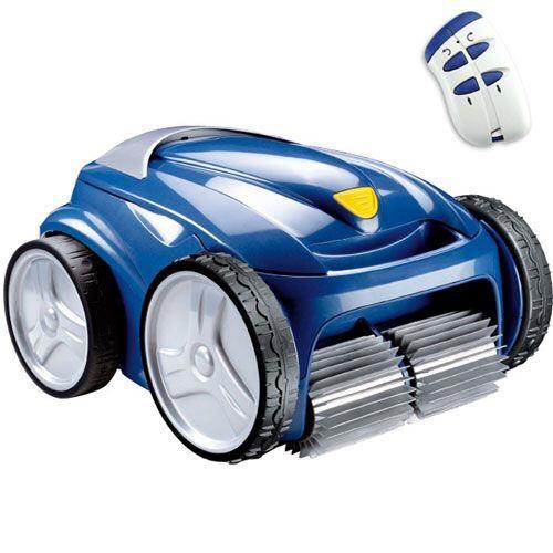 Robot Piscine Électrique Zodiac Vortex 4 prix promo Priceminister 1 058,00 € TTC au lieu de 1 899,00 €