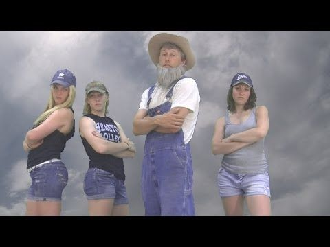 Farmer's Daughter PSY - Gentleman Parody - YouTube  I think you'll like this, too!
