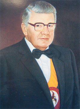 Presidente Julio Cesar Turbay Ayala.