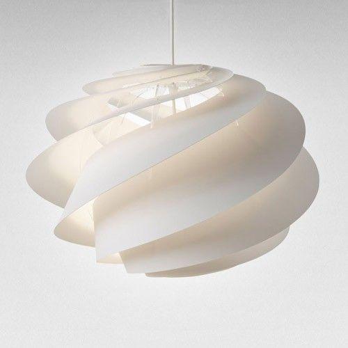 Le klint swirl 1 pendant light