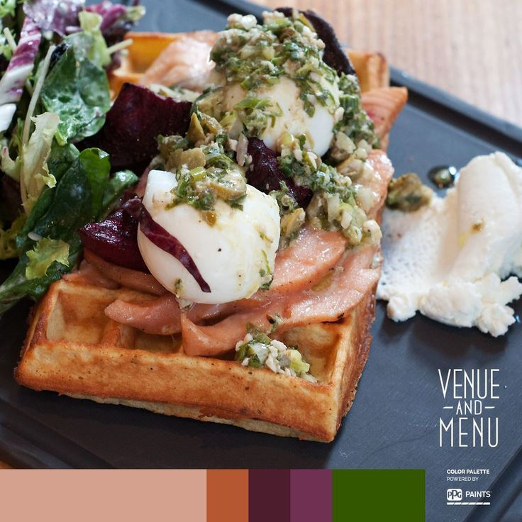 For Brunch, we suggest Chez Boulay - bistro boréal . We had Le Pêcheur: Salmon gravlax, potato and salted herb waffle, goat cheese, poached eggs, gribiche sauce and roasted beets and remembered why Sunday brunch is always a great idea.#aFrenchaffair #weekendinQuebeccity #venueandmenu