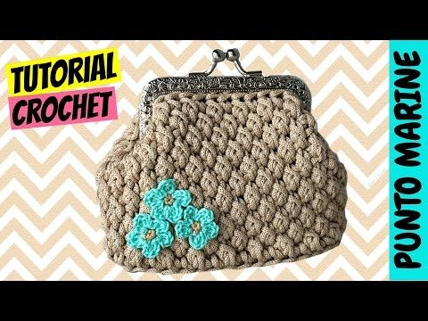 "Tutorial uncinetto ""punto Marine"" 
