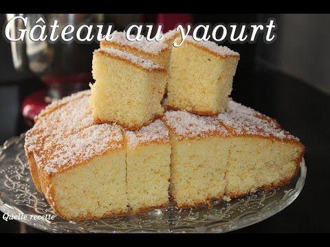 Ma meilleure recette de cake vanille facile et super moelleux - YouTube