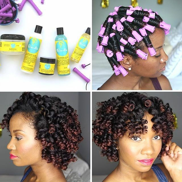 97 best featured products images on pinterest stylists natural your favorite collection just got better style your next rod set with the blueberry bliss curl pmusecretfo Image collections