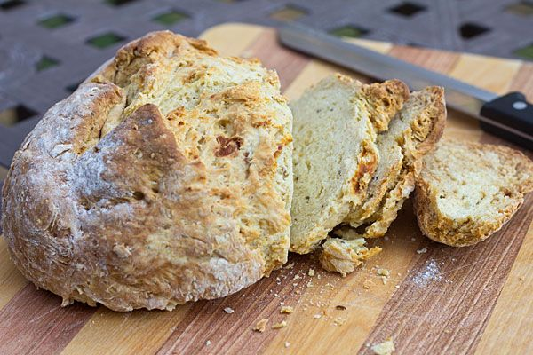 Try this easy soda bread recipe for when you want bread in a hurry – it's ready in less than an hour. Ingredients 250g/9oz plain wholemeal flour 250g/9oz plain white flour 1 tsp bicarbonate of soda 1 tsp salt 420ml/15fl oz buttermilk extra flour for dusting Preparation method 1. Preheat the oven to 200C/400F/Gas 6. …