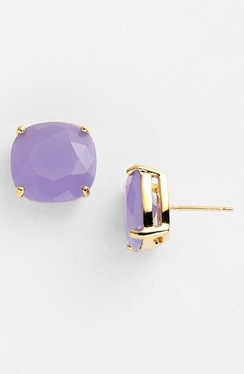 kate spade new york stud earrings   Nordstrom : A small detail like this stud earring can make a big statement! The perfect accent for the bride or bridesmaids.