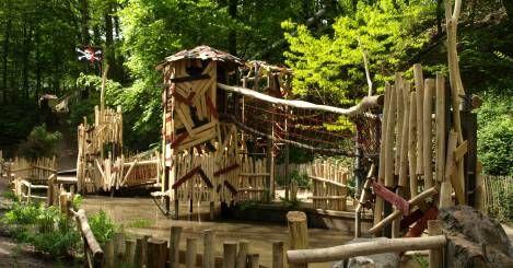 Piratenland   Speelpark Klein Zwitserland