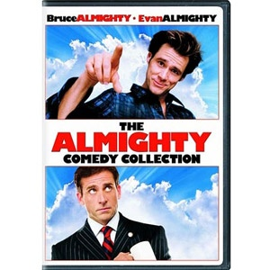The Almighty Comedy Collection: Bruce Almighty / Evan Almighty