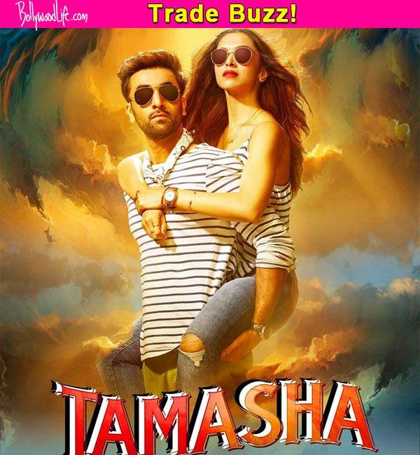 Ranbir Kapoor and Deepika Paukone's chemistry will lift Tamasha, predicts trade guru! #Ranbirkapoor  #Deepika