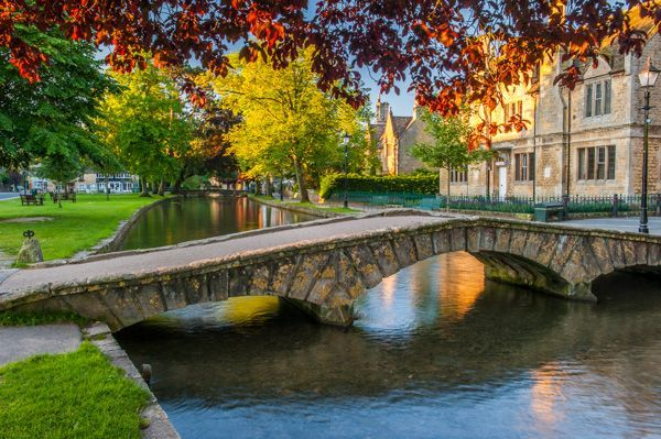 Bourton on the Water, Gloucestershire - History, Photos, and ...
