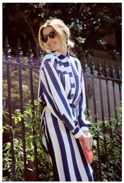Kate Waterhouse in TOME