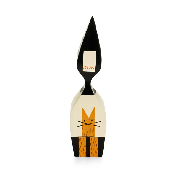 WOODEN DOLL NO20 BY ALEXANDER GIRARD