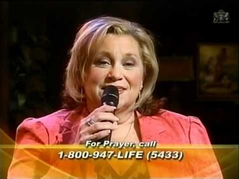 Sandi Patty - His Eye Is On The Sparrow...This was my Mothers favorite song she used to love to sing to me.