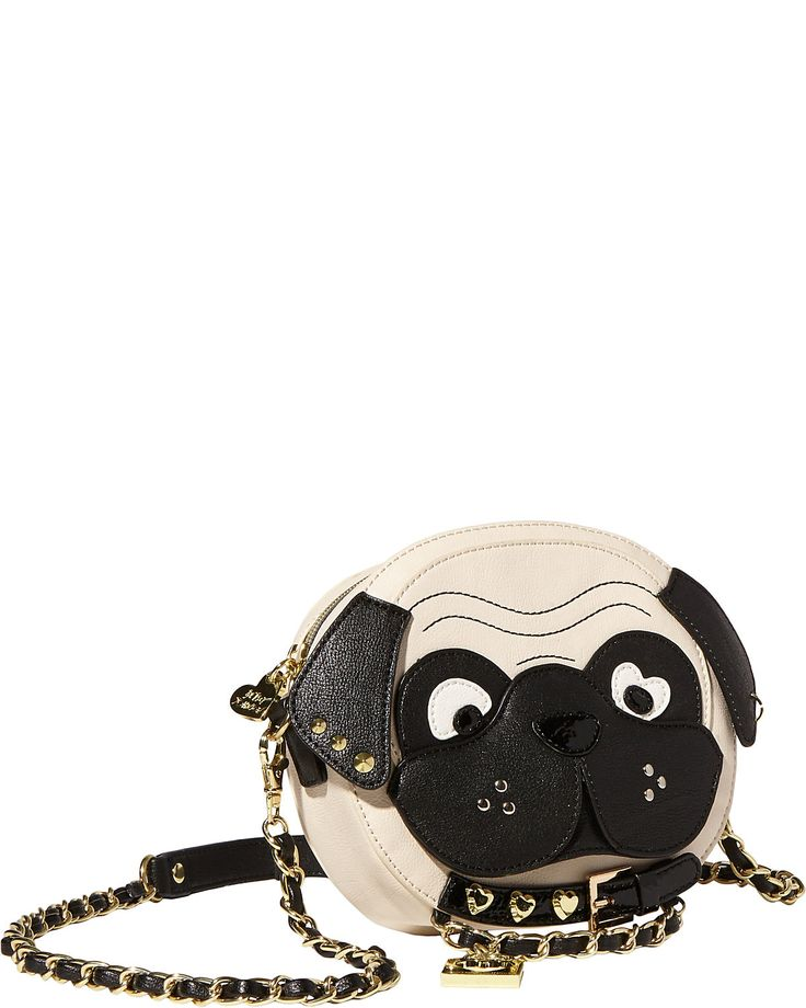 Want a fun and unique handbag? Then check out the BETSEY JOHNSON PUPPY CROSSBODY IN CREAM. Only $78.00 at Bag King! Palladio Store | 230 Palladio Parkway #1217 Folsom, CA 95630 Natomas Store | 717 Del Paso Road #100 Sacramento, CA 95834